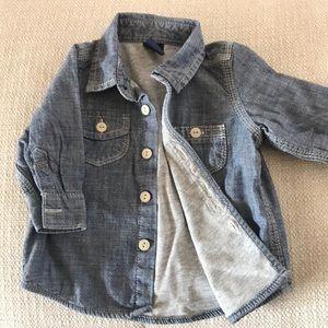 Baby Gap Button up Shirt